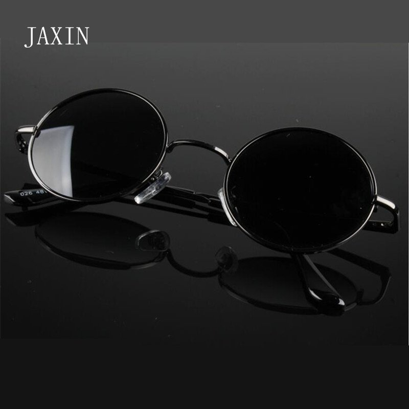 Stainless Steel Frames & Anti-Reflective Plastic Lens UV400 Sunglasses