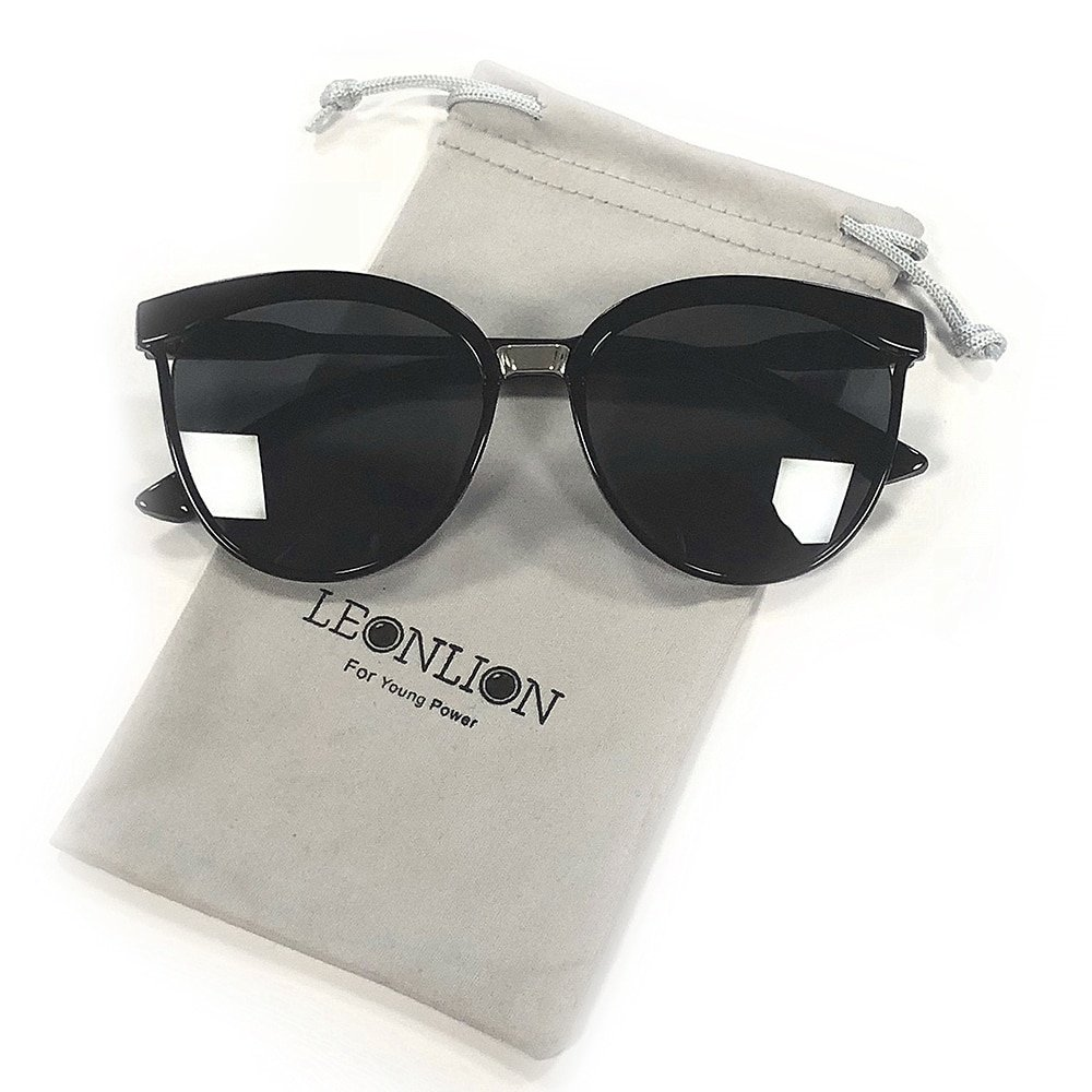 Cat Eye Acrylic Anti-Reflective Lenses & Plastic Frames Sunglasses with UV400