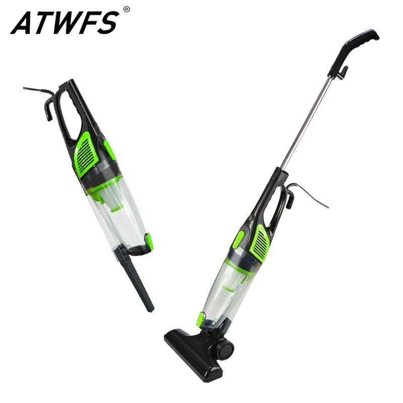 ATWFS Vacuum Cleaner Low Noise Mini Handheld Portable Dust Collector