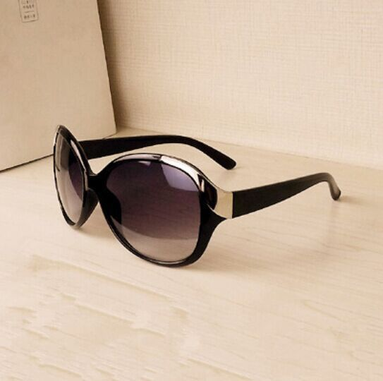 Butterfly Style Gradient Lenses & plastic Frames UV Protection Sunglasses