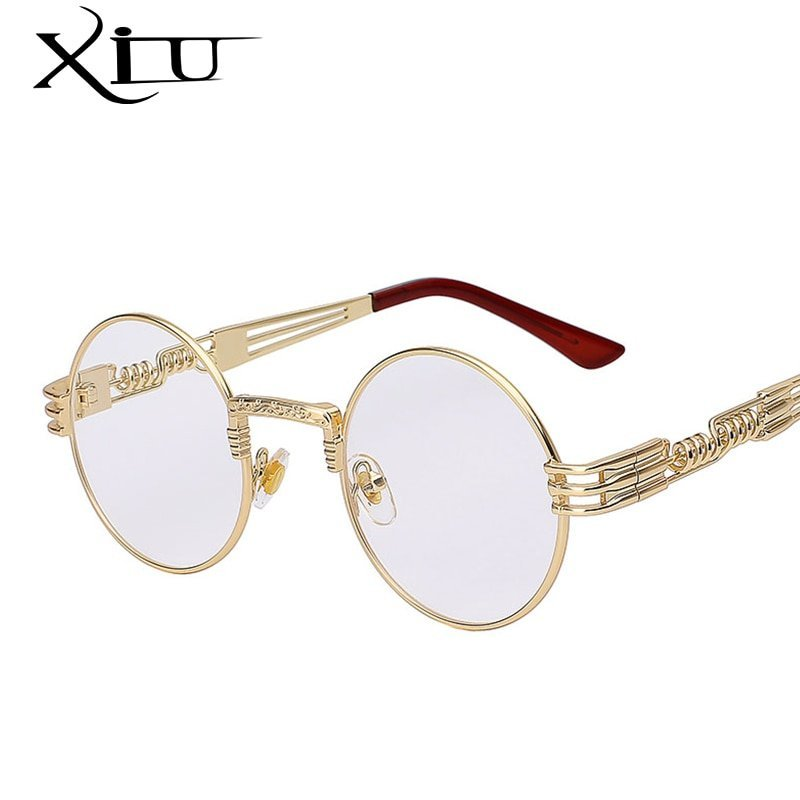 Comfortable Copper Frames & Polycarbonate UV Protection Lenses Sunglasses