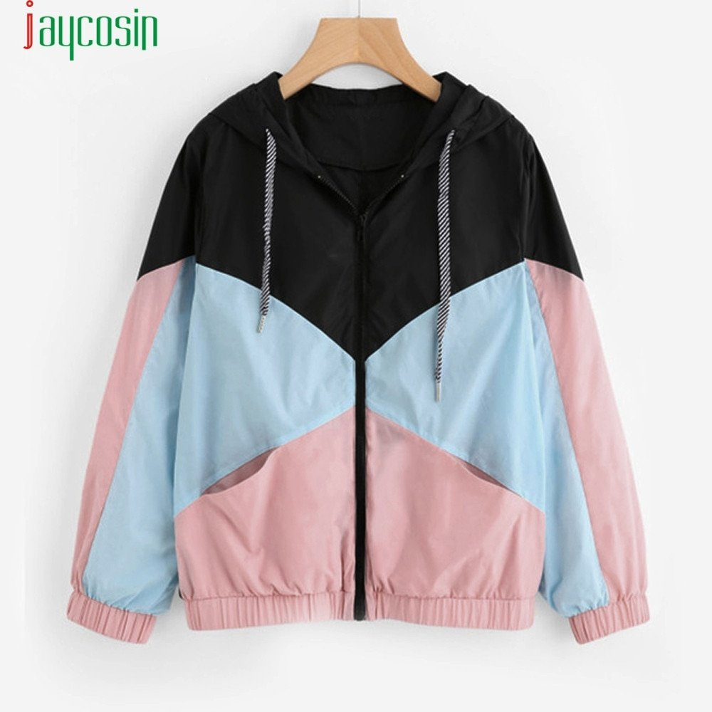 Latest Model Multi Color Full Sleeve Outerwear Jackets with Zipper/Pockets