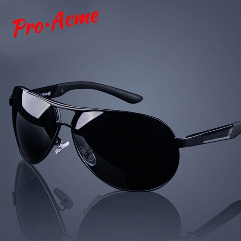 Photochromic UV400 Lenses & Metal Alloy Frames Sunglasses with Anti-Reflective