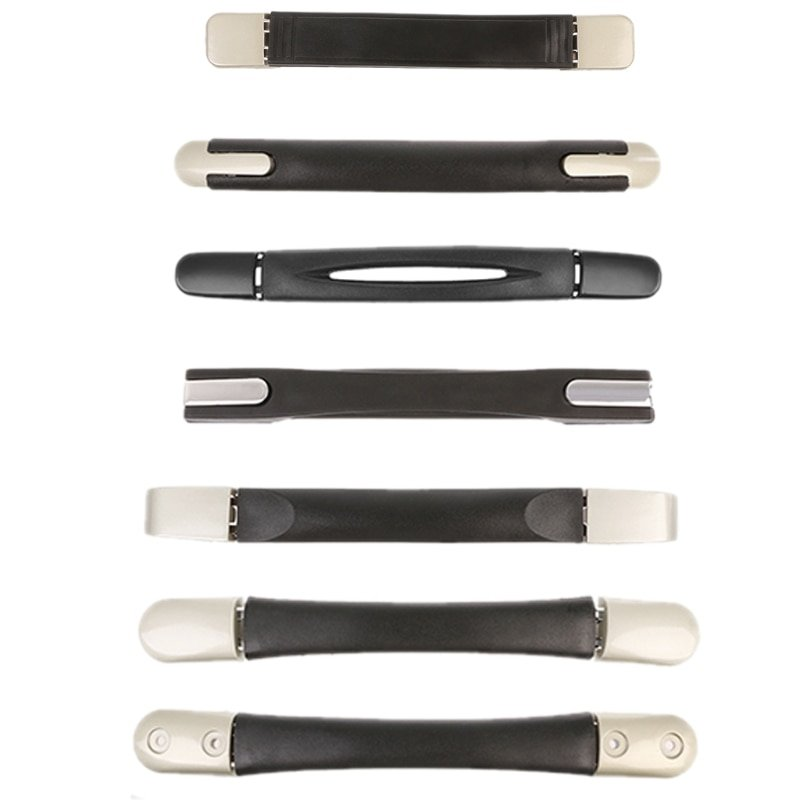 Plastic + Metal Replacement Accessories for Travel Luggage Handle Grip Strap