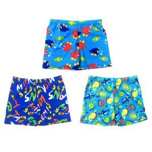 1PCS Beach Swimwear Shorts ages 3 to 8 Boys Swimming Trunks Swimsuit 1